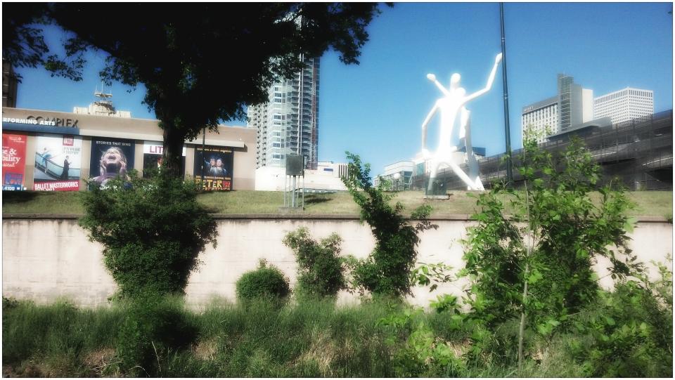 Photo of public art in Denver, CO.