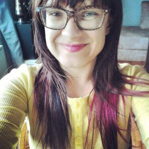 Photo of Karla Rodriguez.