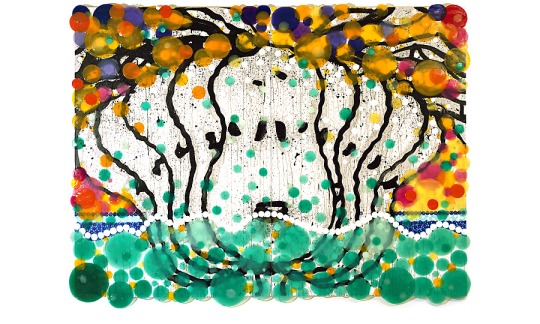 A painting by Tom Everhart