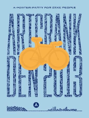 ARTCRANK DEN 2013 show poster FINAL