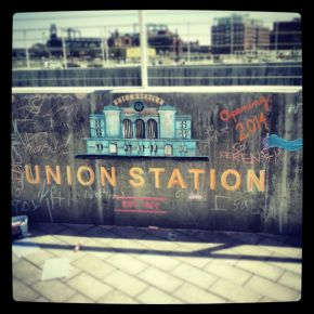 union stattion terminal2